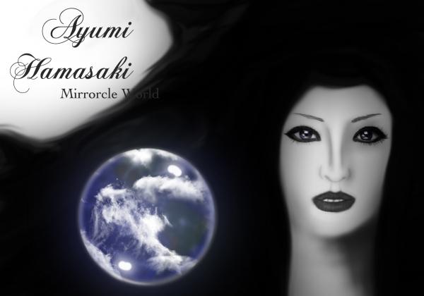 Ayumi Hamasaki by XxMangelBxX
